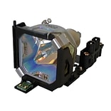 eReplacements 120 W Replacement Projector Lamp for Epson EMP-500; Black (ELPLP10-ER)