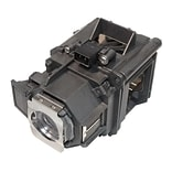 eReplacements 275 W Replacement Projector Lamp for Epson EB-G EB-G5450WU; Black (ELPLP62-ER)