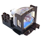 eReplacements 165 W Replacement Projector Lamp for toshiba TLP-T601; Black (TLPLW1-ER)