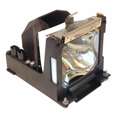 eReplacements 200 W Replacement Projector Lamp for Sanyo LCD PLC-XU38; Black (L600-0067-ER)