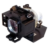 eReplacements 180 W Replacement Projector Lamp for NEC NP3 NP305; Black (NP14LP-ER)