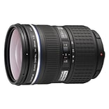 Olympus® Zuiko 261011 f/2 - 22 SWD Zoom Lens for Four Thirds System Digital Camera; Black