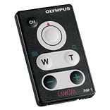 Olympus® RM-1 Infrared Remote Control for E-System D-SLR Wireless Cameras; Black