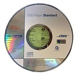 Olympus® V4661710U000 Single User DSS Player Standard Software