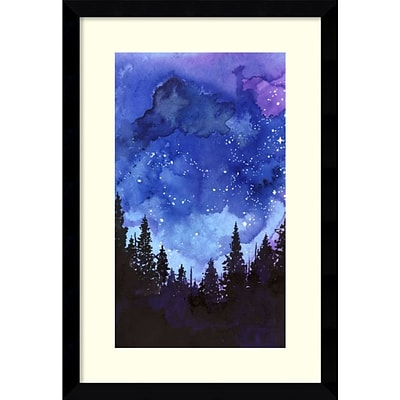 Amanti Art Jessica Durrant Lets Go See The Stars Framed Art Print 11 x 16 (DSW2972506)