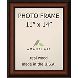 Amanti Art  Bella Noce Walnut Wood Photo Frame 11 x 14 (DSW1385293)