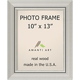Amanti Art  Romano Silver Wood Photo Frame 10 x 13 (DSW1385357)