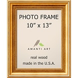 Amanti Art  Townhouse Gold Wood Photo Frame 10 x 13 (DSW1385301)