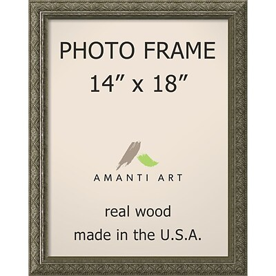 Amanti Art  Barcelona Wood Photo Frame 14 x 18 (DSW1385270)