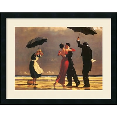 Jack Vettriano The Singing Butler Framed Art Print 24 x 19 (DSW1409740)