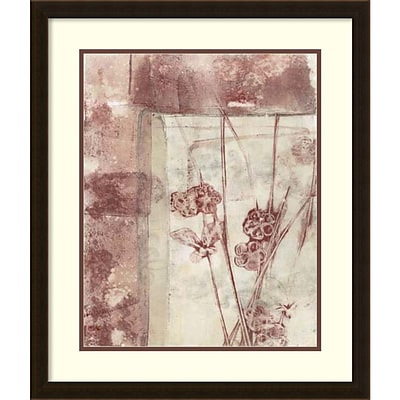 Jennifer Goldberger Framed Blossoms I Framed Art Print 23 x 27(DSW1418637)