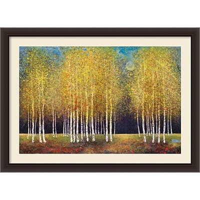 Melissa Graves-Brown Golden Grove Framed Art Print 44 x 32 (DSW1385038)