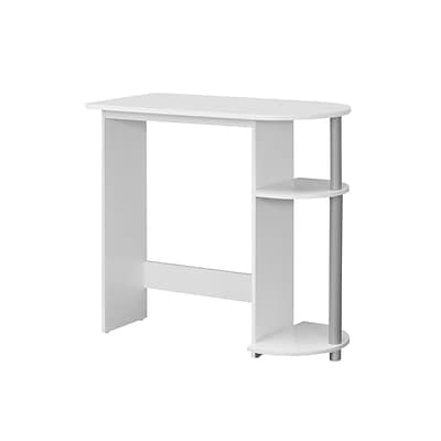 Monarch Specialties Juvenile Computer Desk 32L in White (I 7116)