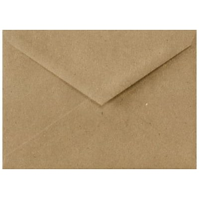 LUX Lee BAR Envelopes (5 1/4 x 7 1/4) 50/Box, Grocery Bag (LEEBAR-GB-50)