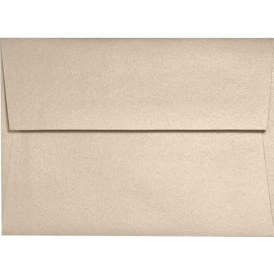 LUX A2 (4 3/8 x 5 3/4) 50/Box, Taupe Metallic (5370-M09-50)