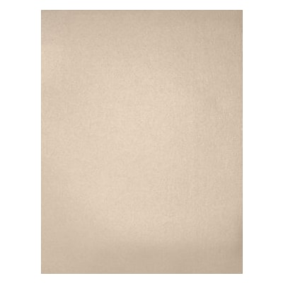 LUX® Paper, 8 1/2 x 11, Taupe Metallic, 250 Qty (81211-P-M09-250)