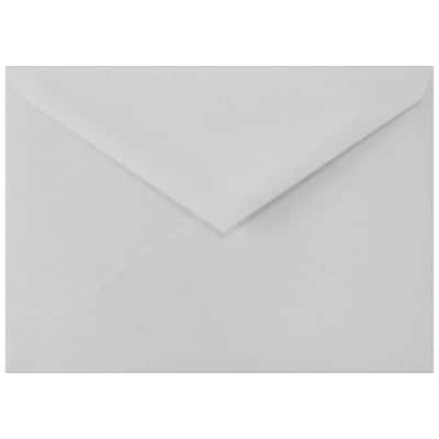 LUX Lee BAR Envelopes (5 1/4 x 7 1/4) 1000/Box, 100% Cotton - Gray (LEEBAR-SG-1M)