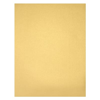 LUX® Paper, 11 x 17, Gold Metallic, 1000 Qty (1117-P-M07-1M)