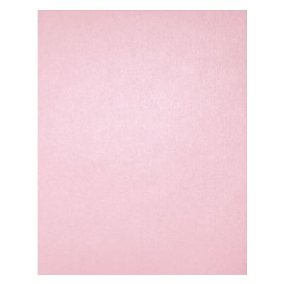 LUX® Paper, 11 x 17, Rose Quartz Metallic, 50 Qty (1117-P-M75-50)