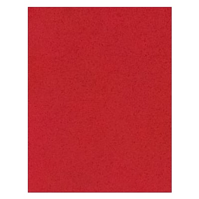 LUX® Cardstock, 11 x 17, Ruby Red, 500 Qty (1117-C-18-500)