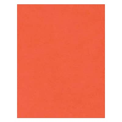 LUX® Paper, 11 x 17, Tangerine Orange, 50 Qty (1117-P-112-50)