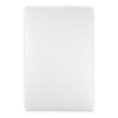 LUX® Presentation Folders, 9 1/2 x 14 1/2, 100 lb. White, 250 Qty (LEPF-W-250)