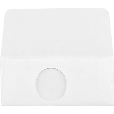 LUX Currency Envelope Window (2 3/4 x 6 5/16) 1000/Box, 24lb. White (WS-6946-1M)