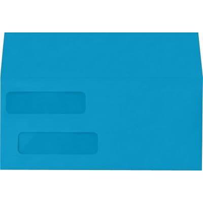 LUX Invoice Double Window Envelopes W Peel Press X - Quickbooks invoice envelope size