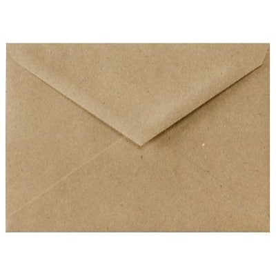 LUX 4 BAR Envelopes (3 5/8 x 5 1/8) 50/Box, Grocery Bag (4BAR-GB-50)