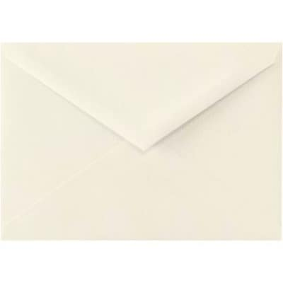 LUX 4 BAR Envelopes (3 5/8 x 5 1/8) 1000/Box, Natural Linen (4BAR-NLI-1M)