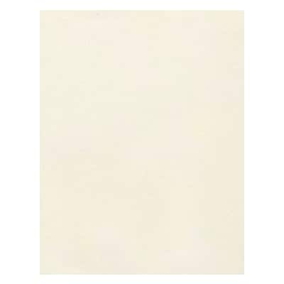 LUX® Cardstock, 11 x 17, Natural Linen, 50 Qty (1117-C-NLI-50)