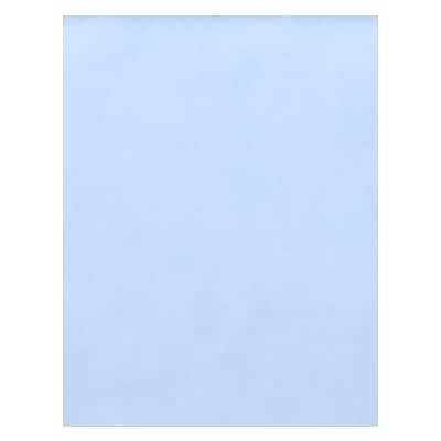 LUX® Paper, 11 x 17, Baby Blue, 50 Qty (1117-P-13-50)