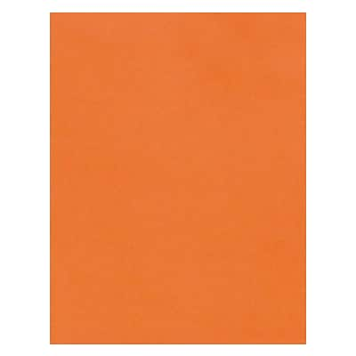 LUX® Paper, 11 x 17, Mandarin Orange, 250 Qty (1117-P-11-250)