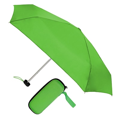 Natico Traveler Umbrella 36 Arc Green (60-113-GN)