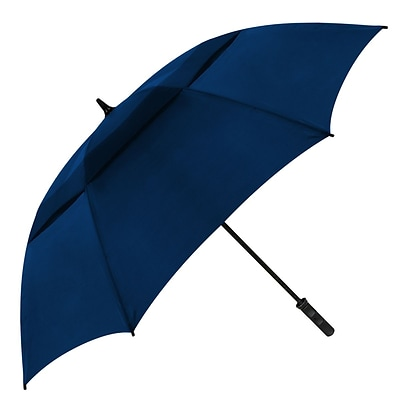 Natico Vented Tornado Umbrella 64 Arc Navy Blue (60-83-NBL)