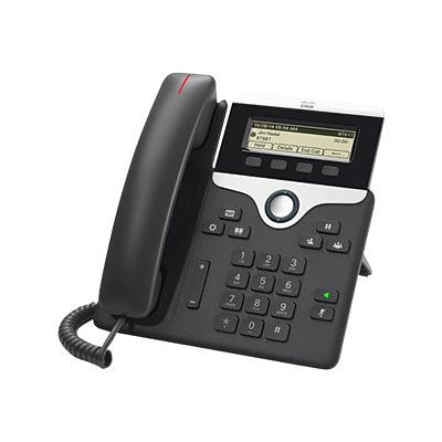 Cisco™ Wired IP Phone; Black (CP-7811-K9=)