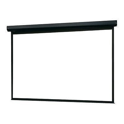 InFocus® 120 Projector Screen; Deluxe Electric Wall Mount