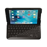 Logitech® 920-007953 Focus Synthetic Weave Protective Case with Integrated Keyboard for Apple iPad m