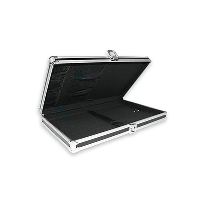 Vaultz® Locking Storage Clipboard, Legal, Black (VZ00280)