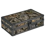 Vaultz®; Locking Utility Box, 5.5 x 8.25 x 2.5, Next Camo (VZ00860)