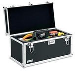 Vaultz®; Locking Tool Box, Black (VZ01271)