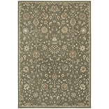 StyleHaven Botanical Polypropylene 310 X 55 Grey/Multi Area Rug