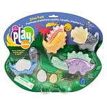 Educational Insights PlayFoam® Dino Pals 8-Pack, Ages 3+ (1919)