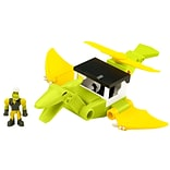 Educational Insights Dino Construction Company™ Rescue Crew Cyclone the Pteranodon Helicopter (4161)