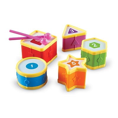 Learning Resources Learning Essentials Learning Drums (LER7728)