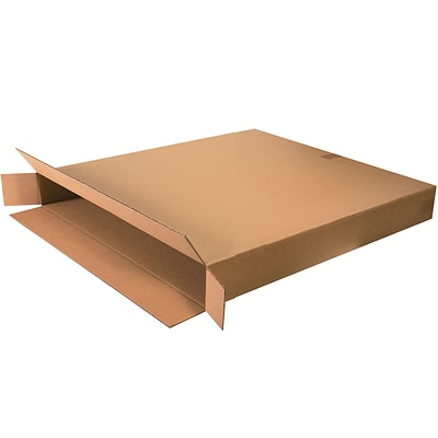 Side Loading Boxes, 36 x 6 x 42, Kraft, 5/Bundle (HD36642FOL)
