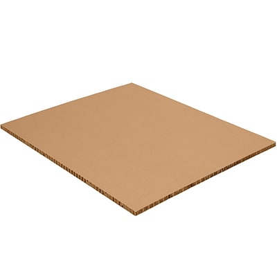 Honeycomb Sheets, 40 x 48 x 1, Kraft, 40/Pallet (HC40481)