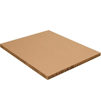 Honeycomb Sheets, 40 x 48 x 2, Kraft, 20/Pallet (HC40482)