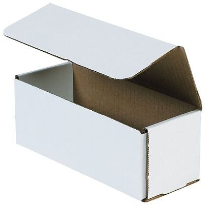 8 x 3 x 3 Corrugated Mailers, 50/Bundle (M833)