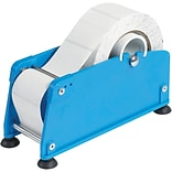 Tape Logic® Mailing Label Dispenser; 2, Blue, 1/Each (MLD200)
